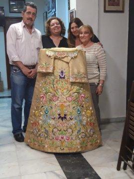 Virgen del Rosario de Monte-Sión // Hermandad