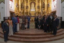 Nueva corona para la Virgen del Rocío // Hermandad