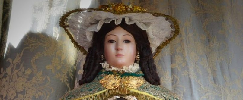 Virgen de Escardiel