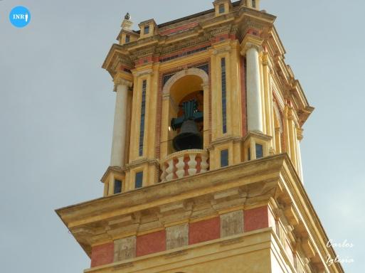 Torre de la parroquia de San Bartolomé // Carlos Iglesia