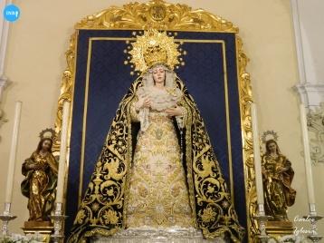 Virgen de la Estrella // Carlos Iglesia