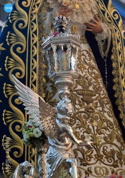Rosario extraordinario de la Virgen de los Ángeles de los Negritos // Ángela Vilches