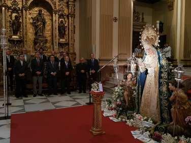Medalla a la Virgen de Consolación de la Sed // Hermandad