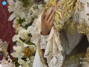 Virgen del Rocío de la Redención el Lunes de Pentecostés // Carlos Iglesia