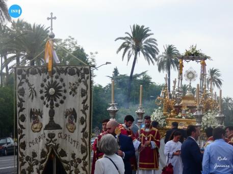 Salida del Corpus del Corpus // Rodo Janeiro
