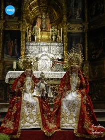 Santa Ana, la Virgen y el Niño en Triana // Carlos Iglesia