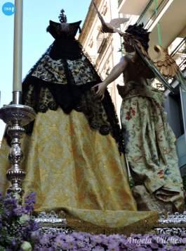 Santa Teresa y Virgen del Carmen del Santo Ángel // Ángela Vilches