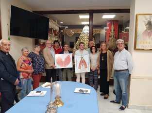 Nueva clámide para el Señor de la Salud y Bien Viaje de San Esteban