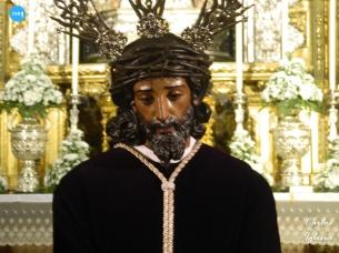 Besamanos al Señor de la Sentencia de la Macarena // Carlos Iglesia