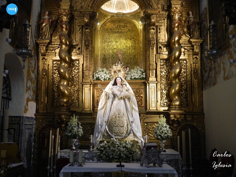 Virgen de las Nieves // Carlos Iglesia