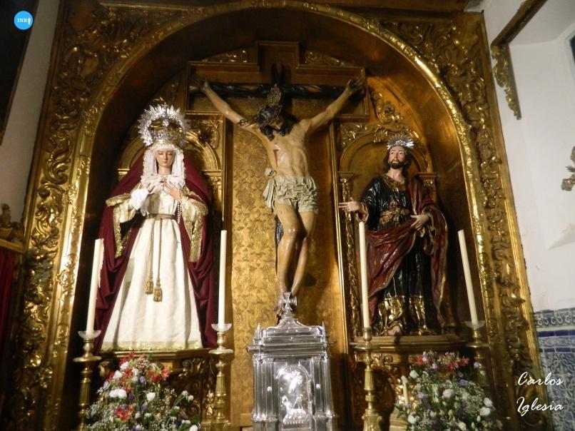 Sagrado Lavatorio // Carlos Iglesia
