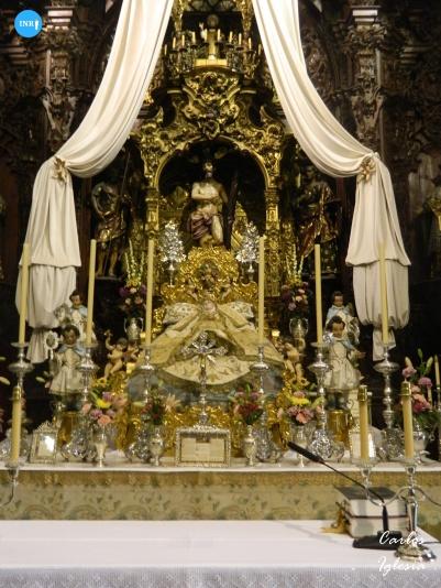 Virgen del Tránsito del Pozo Santo // Carlos Iglesia