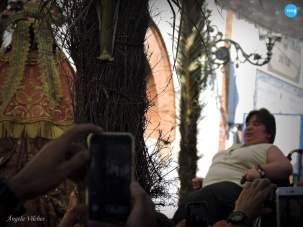 Venida de la Virgen del Rocío a Almonte // Ángela Vilches