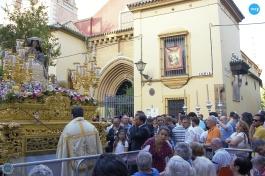 Divina Pastora de Santa Marina // Jesús Elías