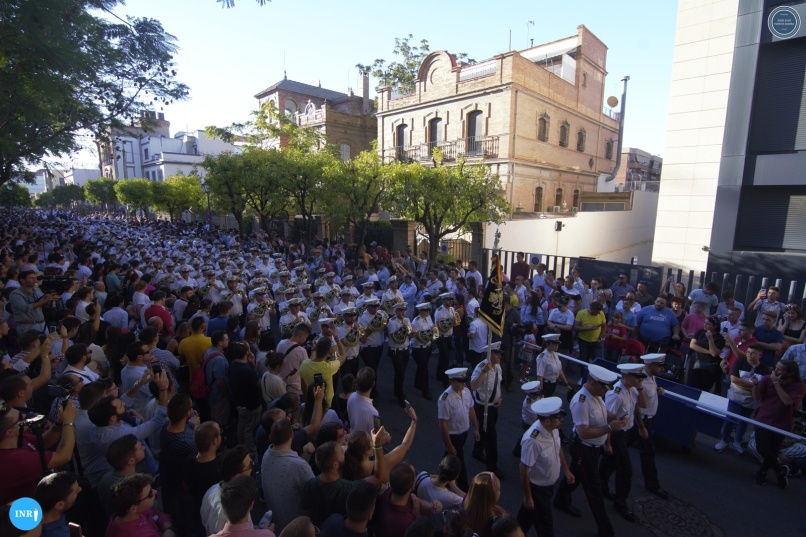Salida extraordinaria del Cristo de la Sed Rosario de Cádiz // Ángela Vilches