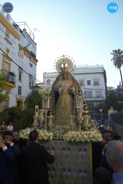Traslado de los titulares de Santa Genoveva a su parroquia // Jesús Elías