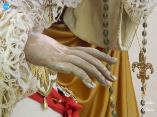 Besamanos de la Virgen del Dulce Nombre de Bellavista // Carlos Iglesia