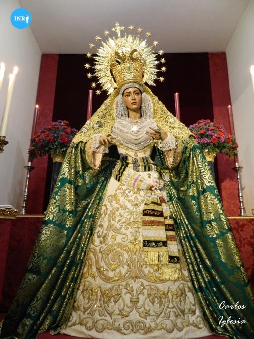 Besamanos de la Virgen de las Maravillas de San Diego // Carlos Iglesia