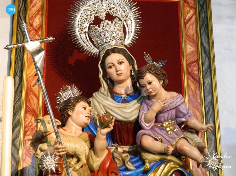 Virgen de las Maravillas del Carmen // Carlos Iglesia