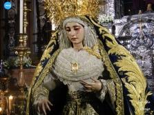 Besamanos de la Virgen de la Merced de Pasión // Carlos Iglesia