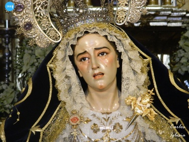 Virgen de los Dolores y Misericordia de Jesús Despojado // Carlos Iglesia