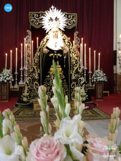 Virgen de los Dolores de San José Obrero //Carlos Iglesia