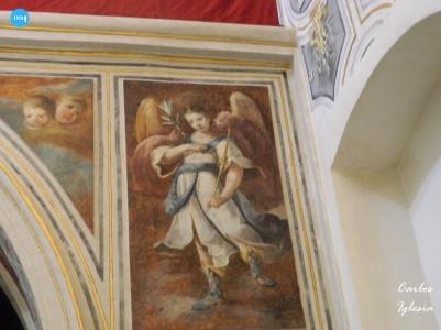 Pinturas murales en el Silencio // Carlos Iglesia