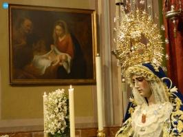 Virgen de las Mercedes de Santa Genoveva // Carlos Iglesia