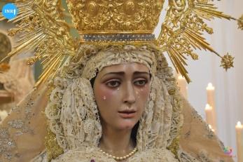 Besamanos de la Virgen del Dulce Nombre de Bellavista // Tavo Madrid