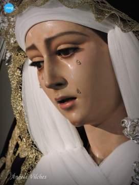 Virgen de los Dolores de San José Obrero // Ángela Vilches