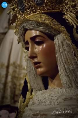 Virgen del Dulce Nombre // Ángela Vilches