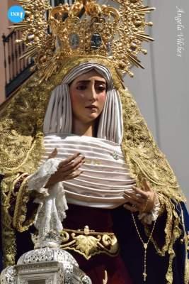 Rosario de la Virgen del Dulce Nombre // Ángela Vilches