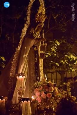 Virgen de las Mercedes de la Puerta Real // Ángela Vilches