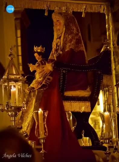 Virgen de los Reyes de los Sastres // Ángela Vilches