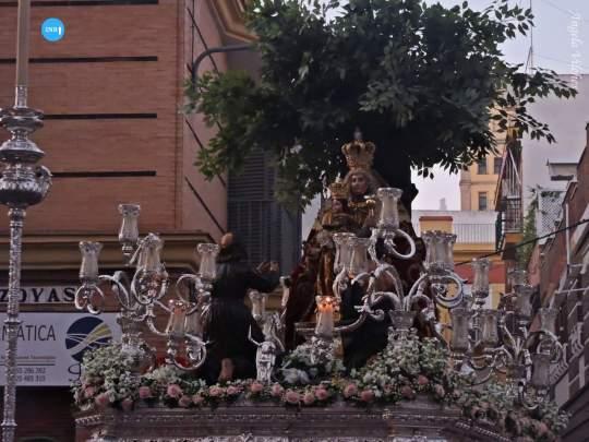 Virgen de Valvanera // Ángela Vilches