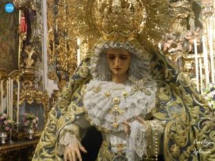Virgen de las Lágrimas de la Exaltación // Carlos Iglesia