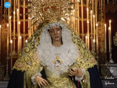 Virgen del Amor de Pino Montano // Carlos Iglesia
