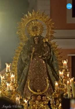 Procesión de la Virgen del Rosario de la Macarena // Ángela Vilches