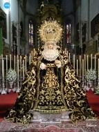 Besamanos de la Virgen de Gracia y Amparo de los Javieres // Carlos Iglesia
