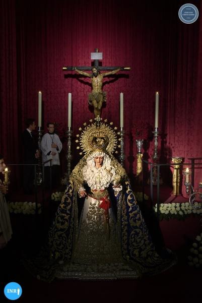Besapiés y besamanos extraordinario del Cristo de la Sed y la Virgen de Consolación // Jesús Elías