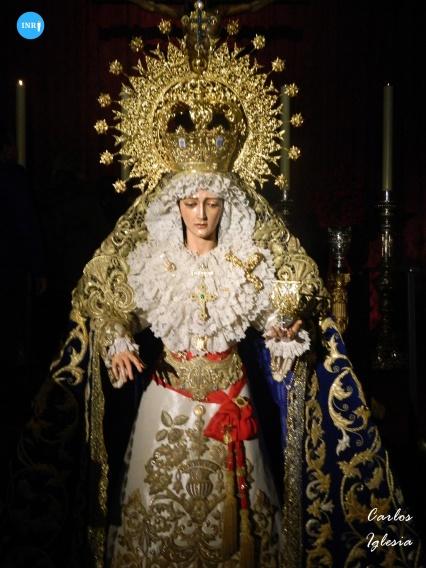 Besapiés y besamanos extraordinario del Cristo de la Sed y la Virgen de Consolación // Carlos Iglesia