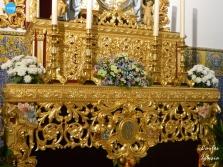 Nuevo retablo del Rosario del Barrio León // Carlos Iglesia
