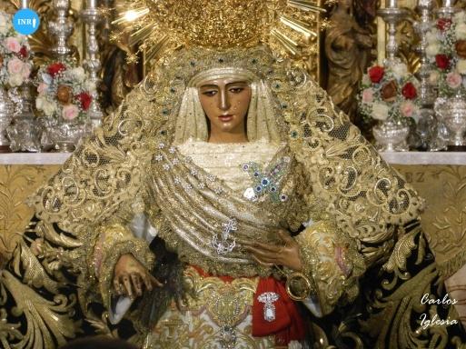 Besamanos a la Esperanza de Triana // Carlos Iglesia