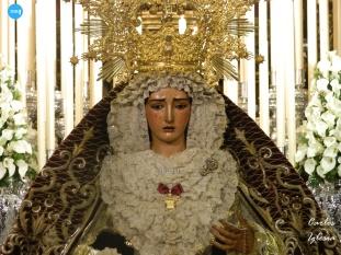 Besamanos a la Virgen de la O // Carlos Iglesia