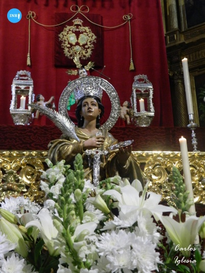 Besamanos de Santa Lucía // Carlos Iglesia