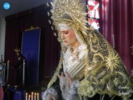 Besamanos de la Virgen de la Salud de San Jerónimo // Carlos Iglesia
