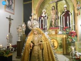 Besamanos de la Virgen del Sol // Carlos Iglesia