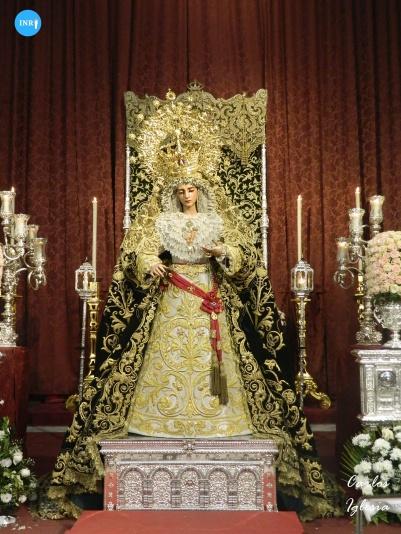 Besamanos de la Virgen de Gracia y Esperanza de San Roque // Carlos Iglesia
