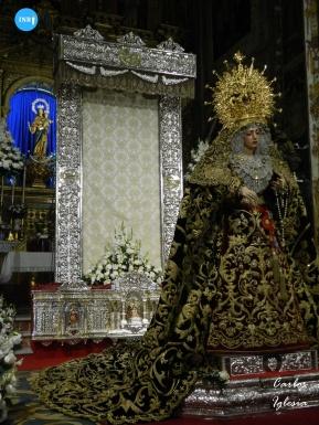Besamanos a la Virgen de la Esperanza de la Trinidad // Carlos Iglesia