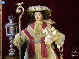 Besamanos extraordinario de la Virgen de Araceli // Carlos Iglesia